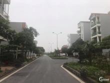 Bán lô đường đôi 26m, KĐT Âu Việt, TP HD, 90m2, mt 4.5m, hướng tây, giá cực tốt