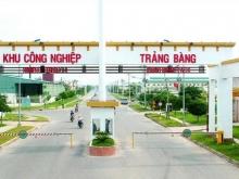 Bán đất trung tâm thị xã Trảng Bàng, cần bán gấp