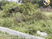 Bán lô đất 300m2 giá 7,5tr/1m2 tại Phú Cát Quốc oai Hà Nội | Tiến Mai Dreamland