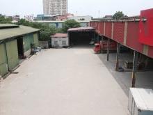 Cho thuê kho xưởng DT 6800m2 Yên Nghĩa Hà Đông, Hà Nội.