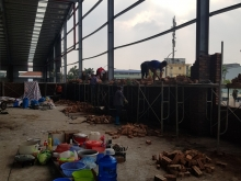 Cho thuê kho, xưởng, đất trống tại khu công nghiệp Đài Tư, Long Biên, Hà Nội