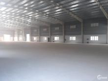 Cho thuê nhà xưởng 2.688m2, xưởng mới KCN Quế Võ 3. Độc lập, đăng ký EPE.