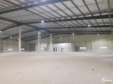 Cho thuê nhà xưởng hơn 5.000m2, KCN Quế Võ 3. Độc lập, đăng ký EPE