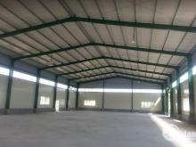 Cho thuê kho xưởng KCN Tại Đại Đồng, dt 1700m2, 2700m2 giá chỉ 3$/m2. LH 0988457