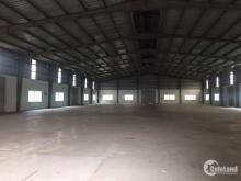 Cho thuê kho xưởng DT 3.360m2 tại KCN Đại Đồng, Tiên Du, Bắc Ninh