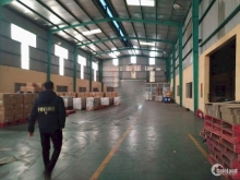 Cho thuê kho xưởng DT 800m2, 1300m2 trong KCN Nam Từ Liêm, Hà Nội