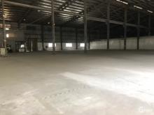 Cho thuê kho 2600m2 tại KCN Tiên Sơn, chấp nhận ngắn hạn, giá chỉ 69k/m2