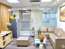 Văn phòng chia sẻ tại trung tâm quận Cầu Giấy
