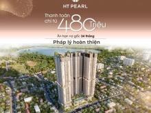 Sở hữu ngay chỉ với 480 triệu - Căn hộ HT Pearl - Giá gốc Chủ đầu tư