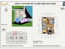 Bán Gấp Căn Hộ OC3 Mường Thanh Viễn Triều Nha Trang 2406 Giá Rẻ