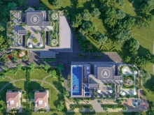 Paris Hoàng Kim - mua nhà ở trug tâm không lo về giá