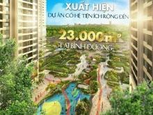 Lavita Thuận An, MT đường QL13, gần ST Aeon Mall, 70 m2 chỉ 480 Triệu, CK tới 9%