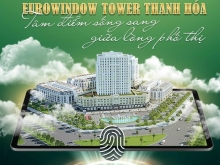 Bán căn hộ chung cư cao cấp vị trí Vip nhất TP Thanh Hóa