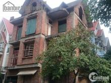 Gia đình cần bán gấp biệt thự lô góc khu đô thị Mễ Trì Hạ Nam Từ Liêm