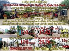 Nhà hẻm xe tải 6 m, phù hợp phân Lô hoặc xây CHDV: 342 m2 (12×29)