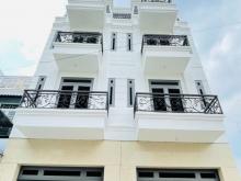 Bán nhà MT Tl 26, 1 trệt 3 lầu, sổ hồng có sẵn, đường 12m, điện ậm