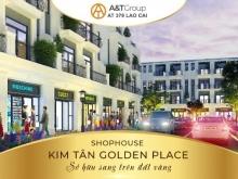 Shophouse Golden Placce Kim Tân - Lào Cai, điểm đến đầu tư sinh lời bậc nhất