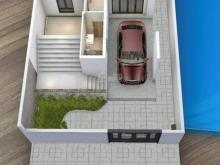 Bể nợ bán nhà mặt tiền 100m2 giá chỉ 3.2 tỷ thành phố Trà Vinh