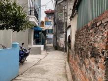 Đất sổ đỏ Kim Đồng-Giáp Bát Hoàng Mai 37,3m2