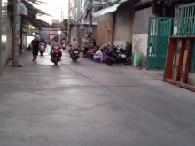 Bán nhà góc 2 MT hẻm nhựa 7m. 822 hương lộ 2 Q,Bình Tân