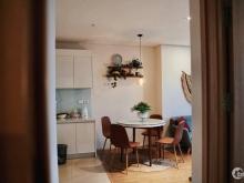 Cho thuê căn hộ cao cấp Mipec Riverside full nội thất, , giá: 11tr/tháng