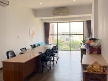 Văn phòng 42m2 nội thất đầy đủ - CC cao cấp The Sun Avenue