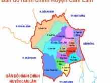 Bán đất nền thổ cư - khu vực Bãi Dài Cam Lâm Khánh Hòa