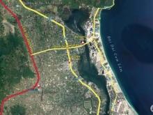 Bán đất view đầm thủy triều Bãi Dài Nha Trang - Cam Ranh giá 11tr/m2 0913444436