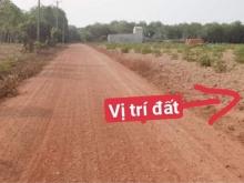 Chủ kẹt tiền cần bán lô đất THỔ CƯ sát DT 749B gần chợ Minh Hòa Dầu Tiếng Bình D
