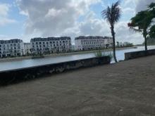 Bán nhà 2 tầng   mặt biển Vạn Lê có 2 mặt tiền đối diện khu Quốc Tế Đồi Rồng