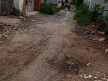 Đất thổ cư ngay chợ Tân Thạnh Đông  DT 5x28 đường ô tô giá 1 tỷ 1