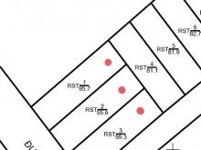 Bán đất thổ cư Thành phố Nha Trang giá 450 triệu.