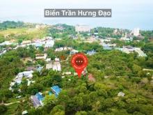 Cần bán mảnh đất phía núi cao xây khách sạn tại Trần Hưng Đạo TP Phú Quốc