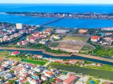 Ra mắt siêu đất nền cạnh biển, tổ hợp resort đẳng cấp Biển Bảo Ninh – Quảng Bình