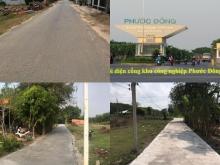 Đất nền thổ cư giá rẻ tại thị xã Trảng Bàng Tây Ninh
