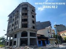 Bán nhà mặt phố trung tâm Từ Sơn, trên mặt Nguyễn Văn Cừ, tiềm năng tăng giá 50%