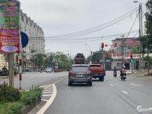Thiện chí bán 1 lô duy nhất mặt tiền đường Nguyễn Văn Cừ, trung tâm TP Từ Sơn
