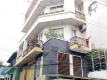 Nhà đẹp 4 tầng căn góc hẻm xe tải Hưng Phú P10Q8
