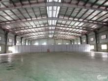 Cho thuê kho xưởng DT 2000m2 tại Kiêu Kỵ, Gia Lâm, Hà Nội.