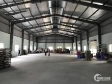 Cho thuê kho xưởng DT 800m2 KCN Tiên Sơn, Từ Sơn Bắc Ninh