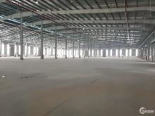 Cho thuê kho xưởng, đất trống DT 2000m2 đến 10.000m2 tại KCN Đài Tư, Long Biên.