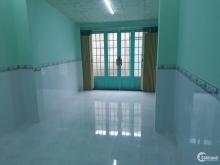 Cho thuê nhà dài hạn, gần bến xe Q.8, 4m*8m, nhà mới, đúc 1 lầu, 2 phòng 4.5TR