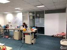 Cần cho thuê gấp văn phòng 80m2 giá 17tr tại tòa nhà mặt phố Trần Đại Nghĩa, HN