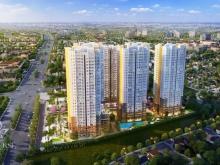 Căn hộ trung tâm Tp Biên Hoà, MT đường QL1A, 73m2 chỉ 360 triệu, góp 3 năm 0% LS