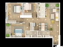 Mở bán căn hộ BID Residence, chỉ từ 600tr, hỗ trợ ls 0% đến khi nhận nhà