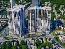Bán căn 2PN + 2VS Sky Central ban công Đông Nam giá 1.92 tỷ. LH 0966253193