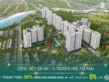 Thanh toán trước 30% sở hữu ngay căn hộ cao cấp chuẩn resort giữa lòng Sài Gòn