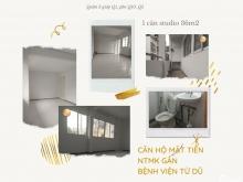 Chính chủ bán căn hộ chung cư NTMK Quận 3 64 m2 2PN 2 WC sổ hồng trao tay