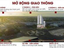 Căn hộ cao cấp sophia center KĐT Phú Cường Kiên Giang