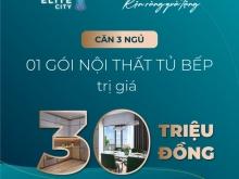 Căn hộ Tecco Elite City, mua nhà chiết khấu 5%, tìm hiểu ngay, tặng quà nội thất